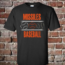 Load image into Gallery viewer, Missile Baseball