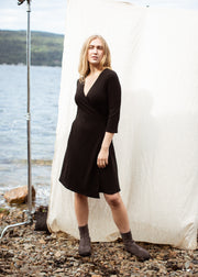 Linnea dress black