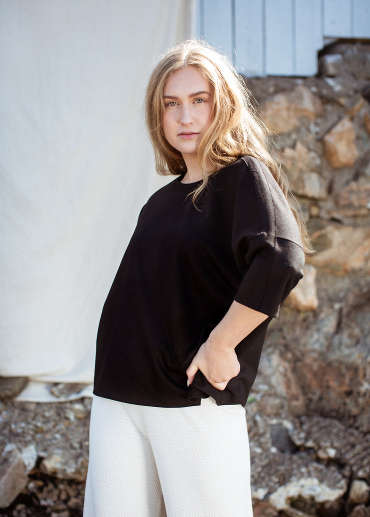 Marna top Tux Knit