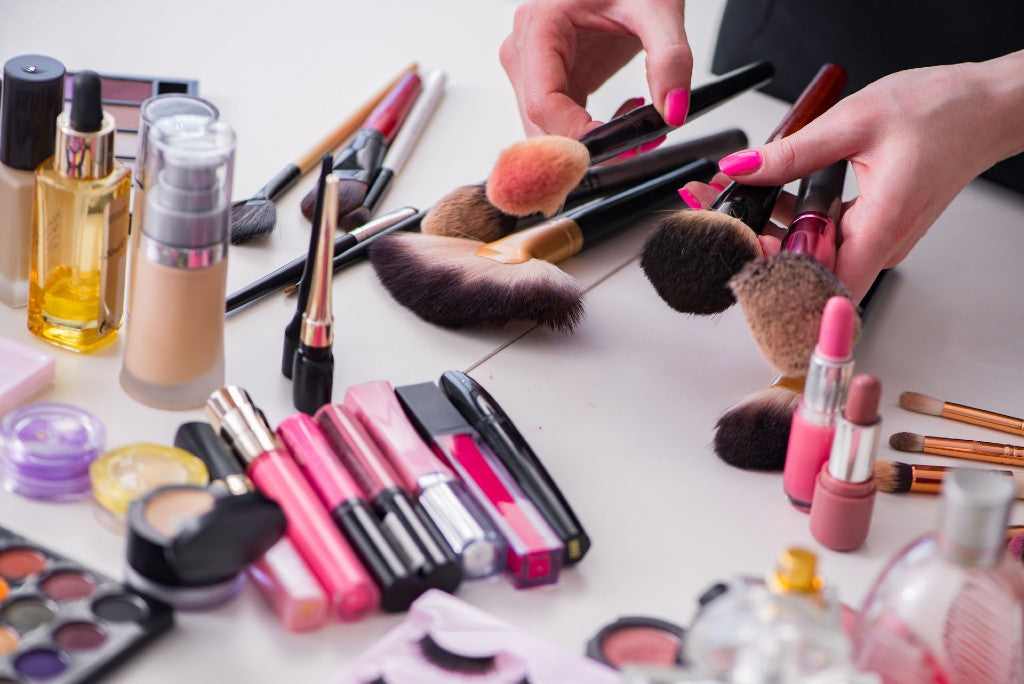 Sanitize your Makeup and Beauty Products at Home