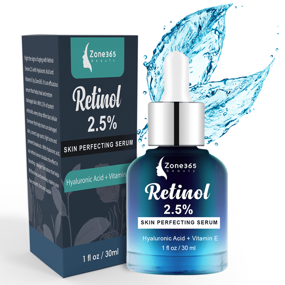 Retinol 2.5 Serum with Hyaluronic Acid