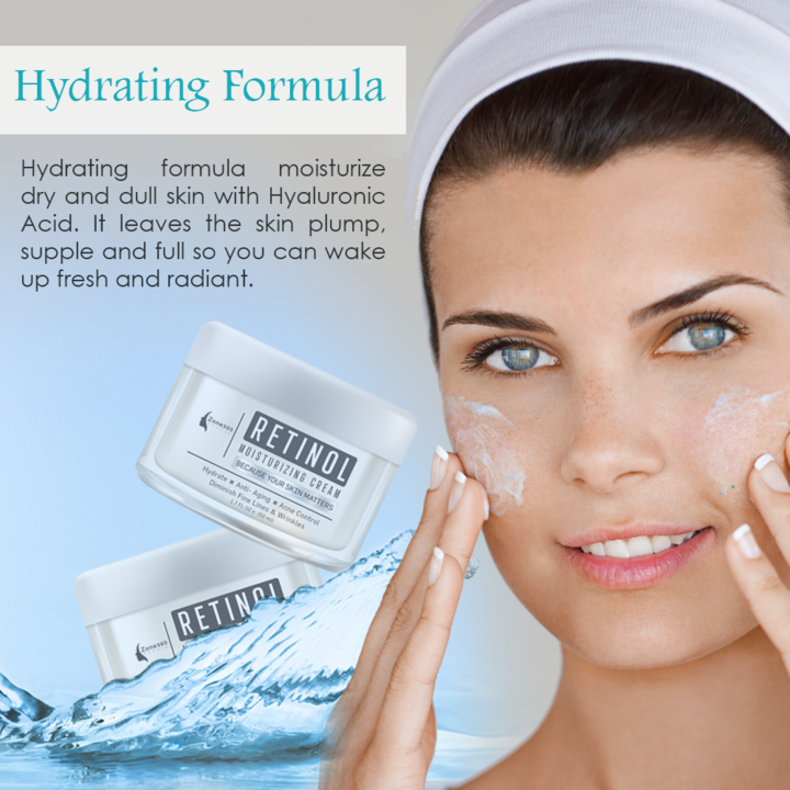 Retinol Moisturizing Facial Cream