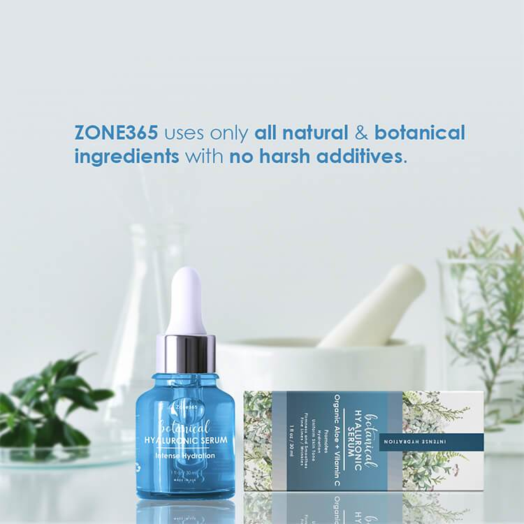 Hyaluronic Acid Serum Intense Hydration Formula VitaminC Serum