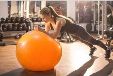 10 Benefits Of Using a Yoga Ball