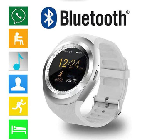 Blue tooth water proof watch