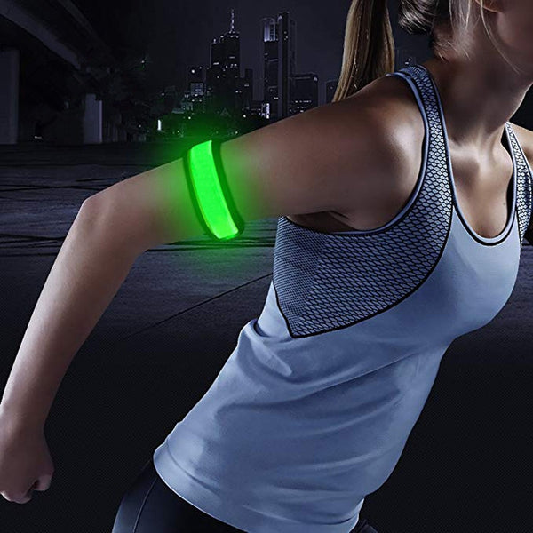 FREE Glowing Bracelets Sport Led For Running And Jogging