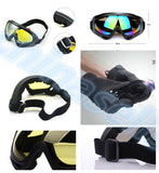 Skiing Glasses - Ski And Snowboard Glasses