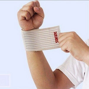 Elastic Sport Wristband  Support Bandage For Gym,Tennis And More