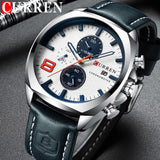 Curren Watch - Curren Military Sport Luxury Watch