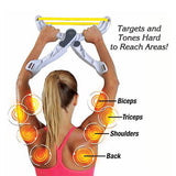 Arms Exercise Band - Biceps And Shoulder Chest Workout