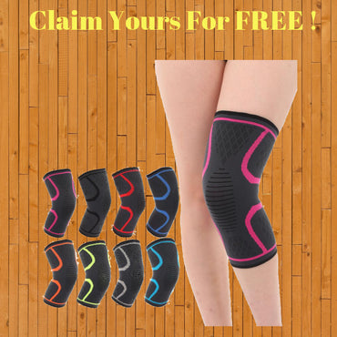 🎁  KNEE SUPPORT PAD FOR FREE 🎁