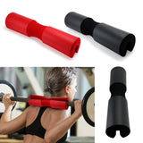 Foam Padded Barbell Cover For Weight Lifting Squat