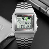 SKMEI Casio Alike G-Shock Watch - LED Digital Men's Sports Watch