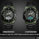 Sport Led Watch - SKMEI Quartz Military Watch