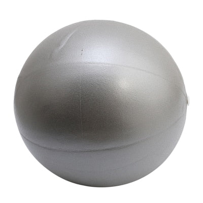 Gray Yoga Ball