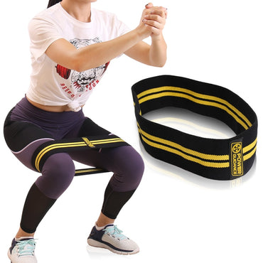 Resistance Bands Squats