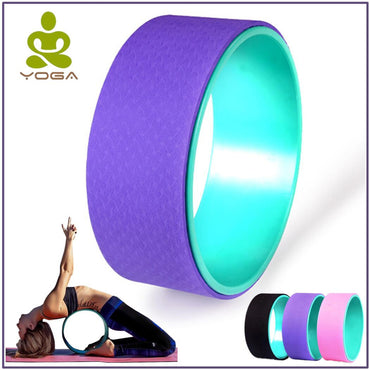 Yoga Prop Stretching Wheel