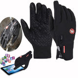 Touch Screen Gloves - Winter Sport Gloves
