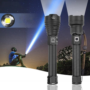 Open image in slideshow, Brightest Waterproof Rechargeable Zoom Hunting Light