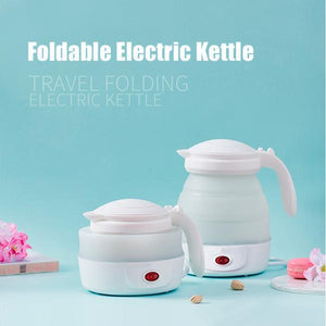 Open image in slideshow, Portable Silicone Electric Kettle