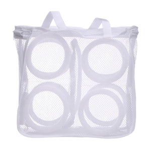 Open image in slideshow, Mesh Shoes Laundry Bag