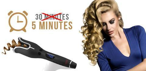 Smart Hair Curler