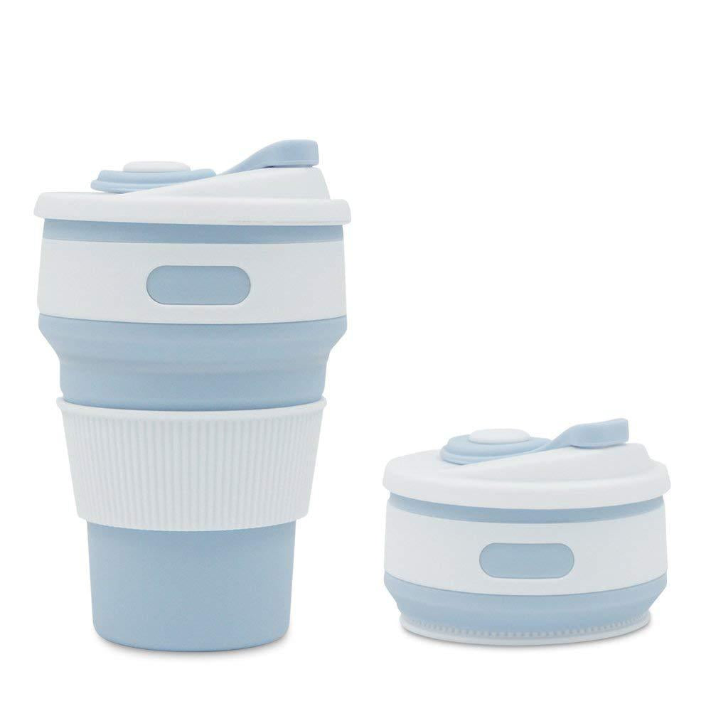Collapsible Cup Carry-on Drinkware for Outdoor living Camping Hiking