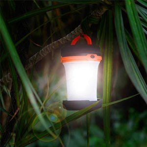 Collapsible Camping & Hiking Night Light