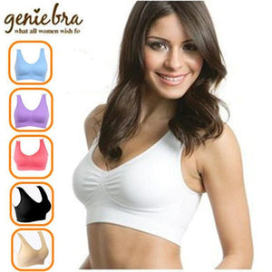 Dream By Genie Bra – Buy 1 Get 3 – Improved Comfortable Seamless Bra