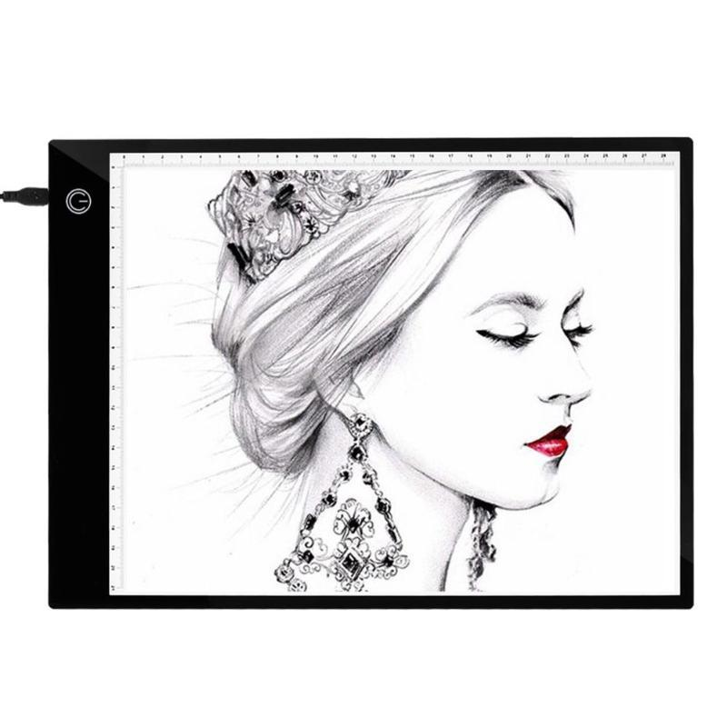 Premium Digital Drawing Tablet Electronic Sketchbook Animation Art Tablet with Screen - Morealis