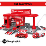 SR Premium Gas Station