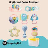 SR Non-Toxic Teether - Shopping Roll