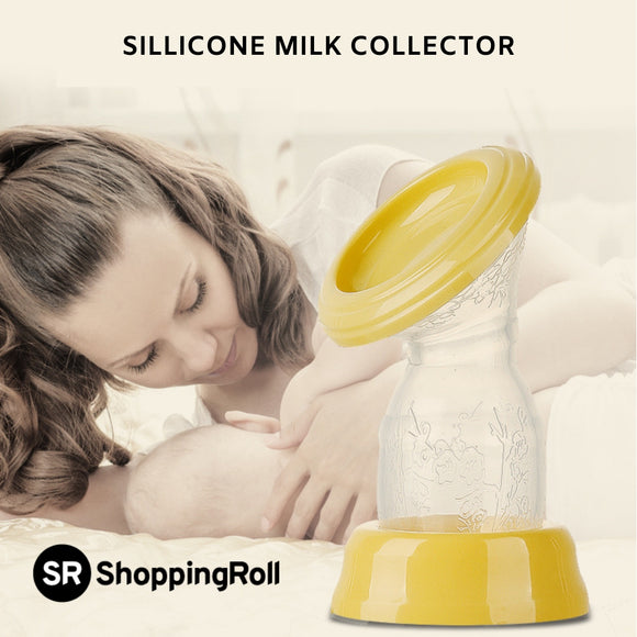 Rusch Sillicone Milk Collector - Shopping Roll
