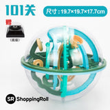 SR 3D Magical Maze - Shopping Roll