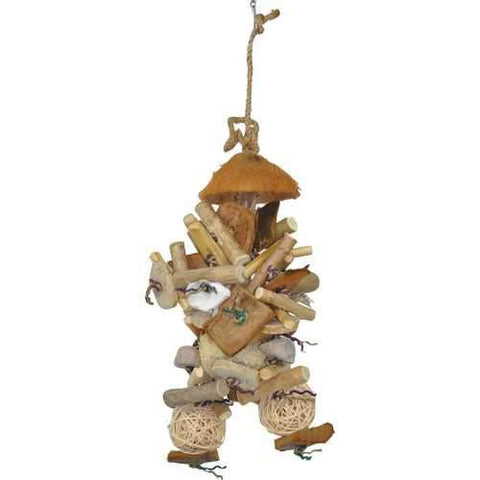 Java Wood Java Bush Bird Toy