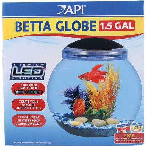 Betta Globe Aquarium Kit