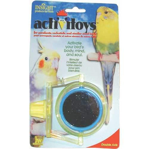 Activitoys Double Axis Bird Toy