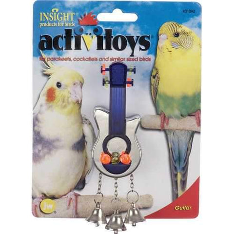 Activitoys Guitar Bird Toy