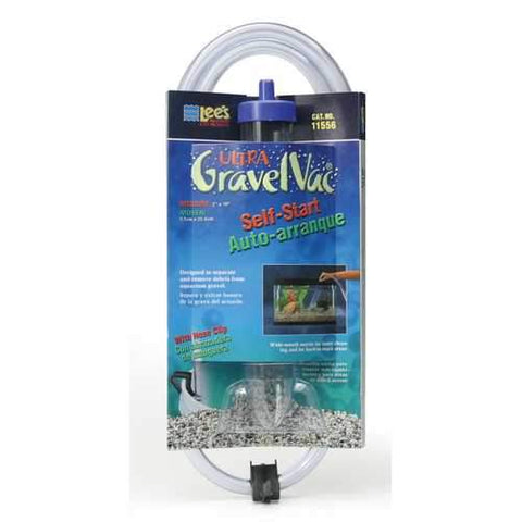 Ultra Gravel Vacuum Cleaner With Nozzle