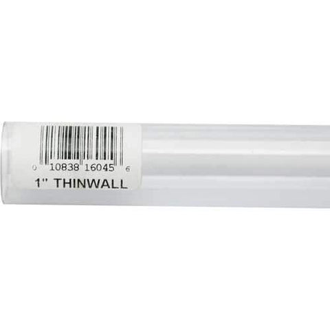 Thin Wall Rigid Tubing