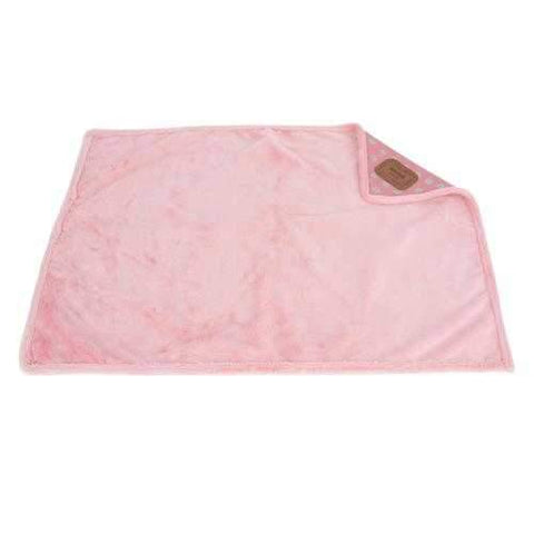 Chic Dog Blanket by Pinkaholic - Pink