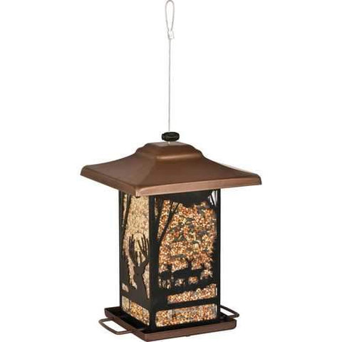 Wilderness Lantern Wild Bird Feeder