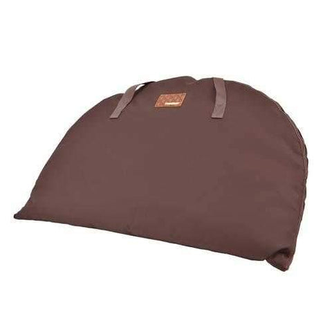 Sierra Folding Dog Blanket By Puppia Life - Brown