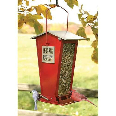 Snack Shack Squirrel Resistant Bird Feeder