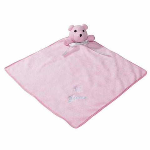 Zanies Snuggle Bear Puppy Blanket - Princess Pink