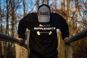 Skwäd Supplements Pullover