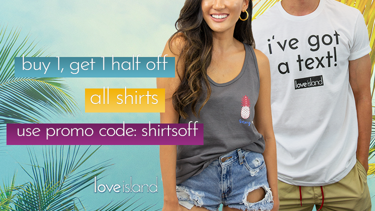 BOGO Half Off All Shirts With Promo Code shirtsoff