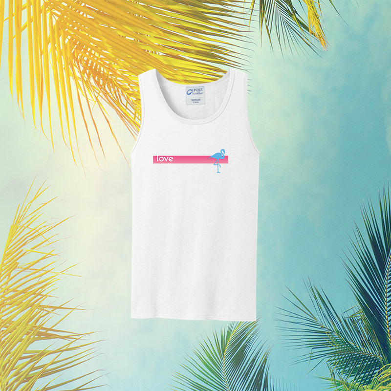 "Official ""love"" Love Island Tank Top"