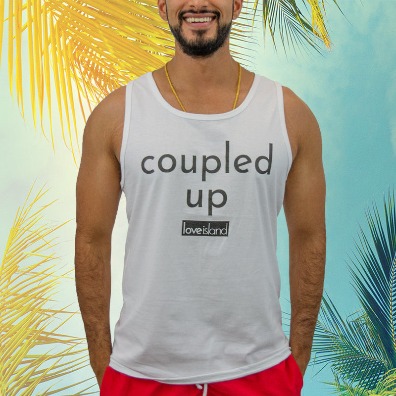 "Official ""Coupled Up"" Love Island Tank Top"