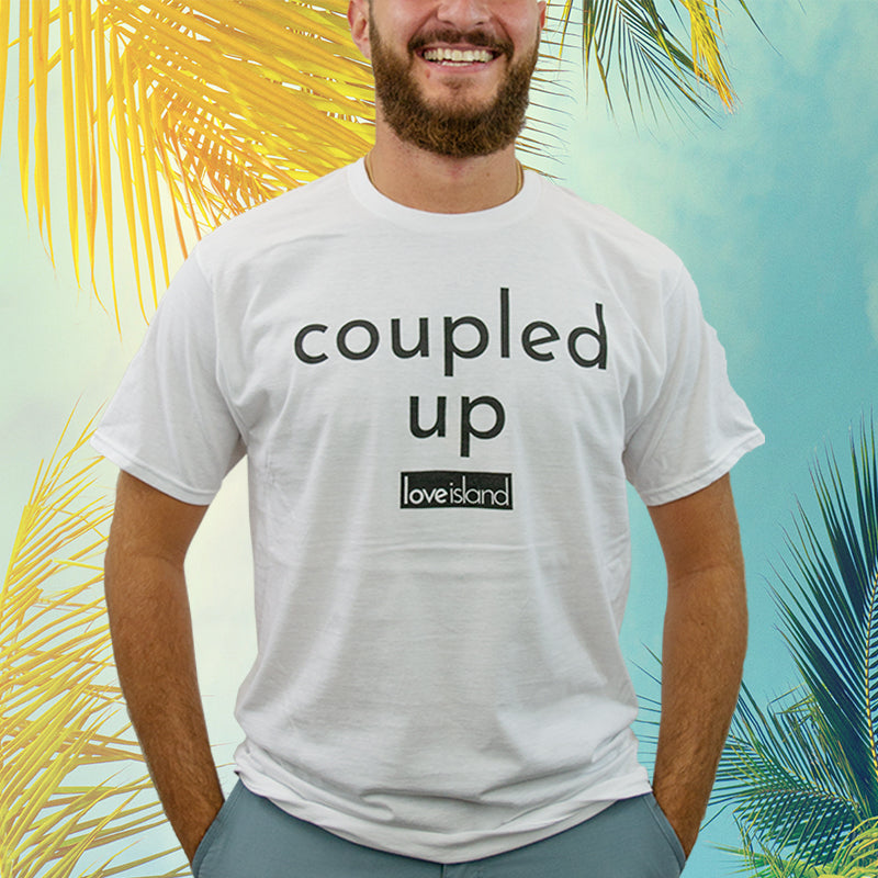 "Official ""Coupled Up"" Love Island T-Shirt"
